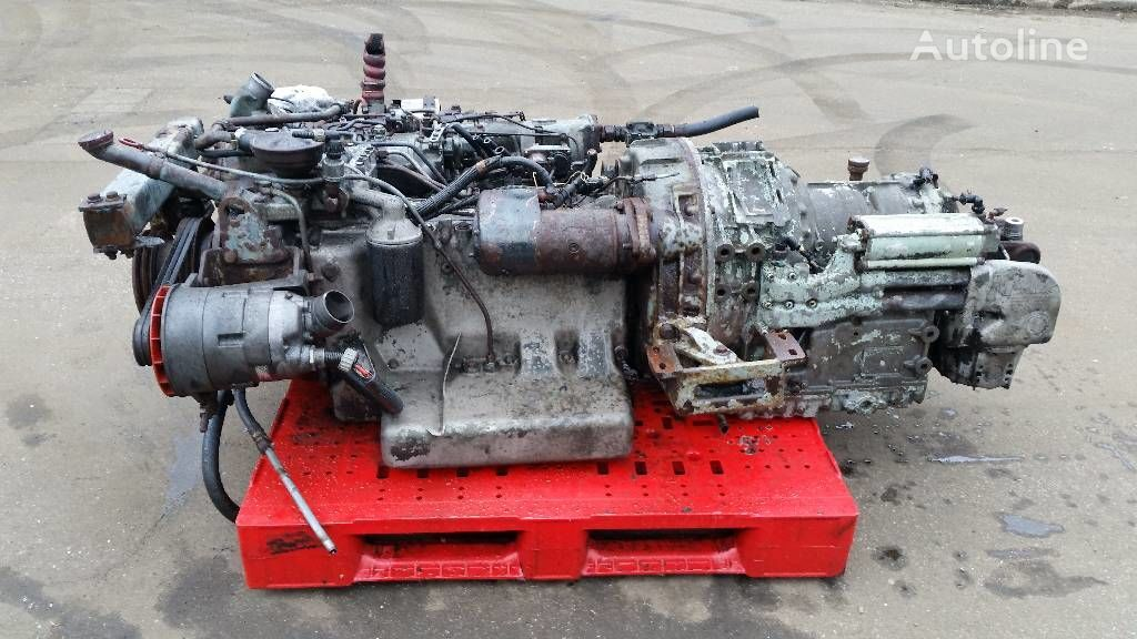 Eladó MAN D0826 LUH 06 motorok MAN D0826 LUH 06 teherautó ...