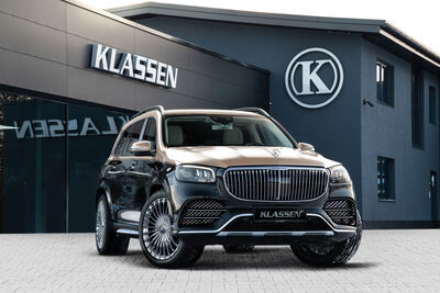 MERCEDES-BENZ GLS 600 MAYBACH / LUXURY ARMORED SUV GLS_ARMORED
