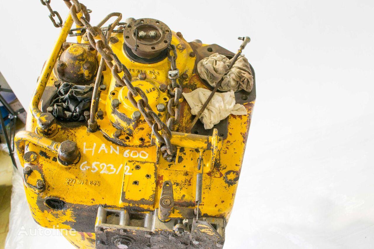 HANOMAG 523/2 sebességváltó HANOMAG 600 lánctalpas rakodó-hoz