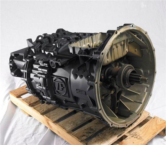 ZF AS Tronic sebességváltó All models teherautó-hoz