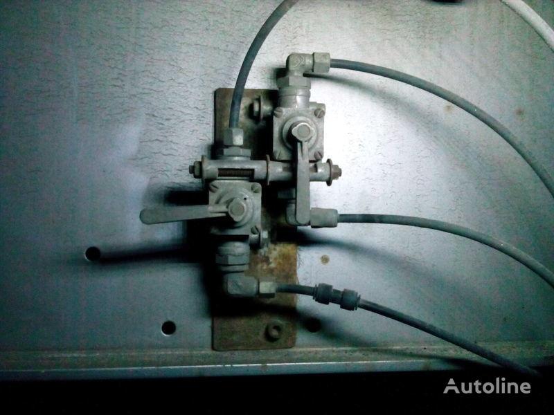 új mehanizm podema osi, podemnaya os tengely félpótkocsi-hoz
