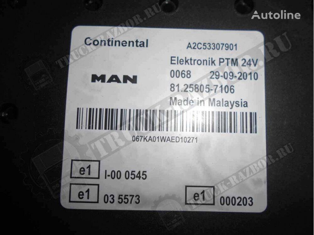 MAN RTM vezérlőegység MAN nyergesvontató-hoz