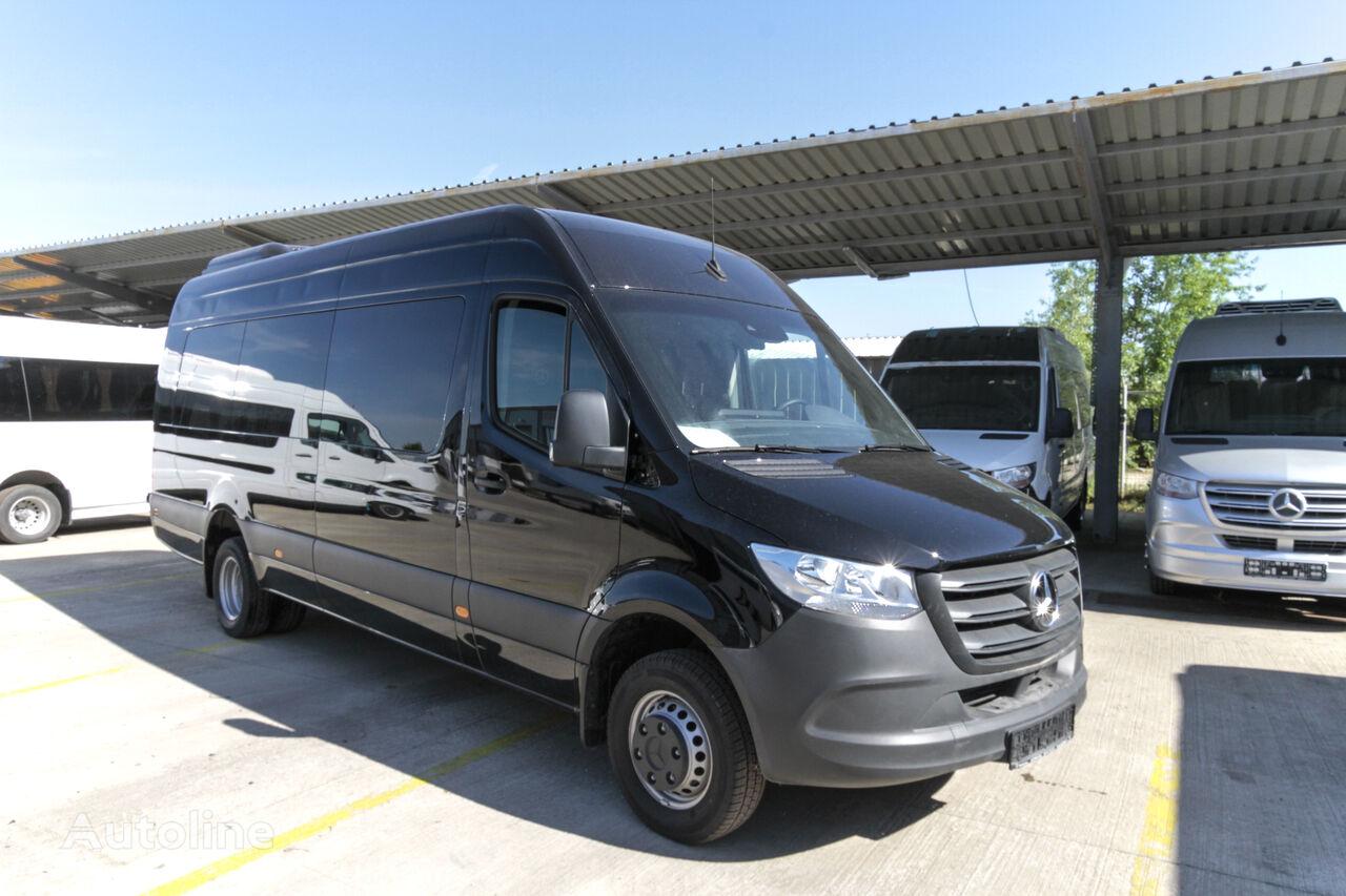 új MERCEDES-BENZ 516 kisbusz