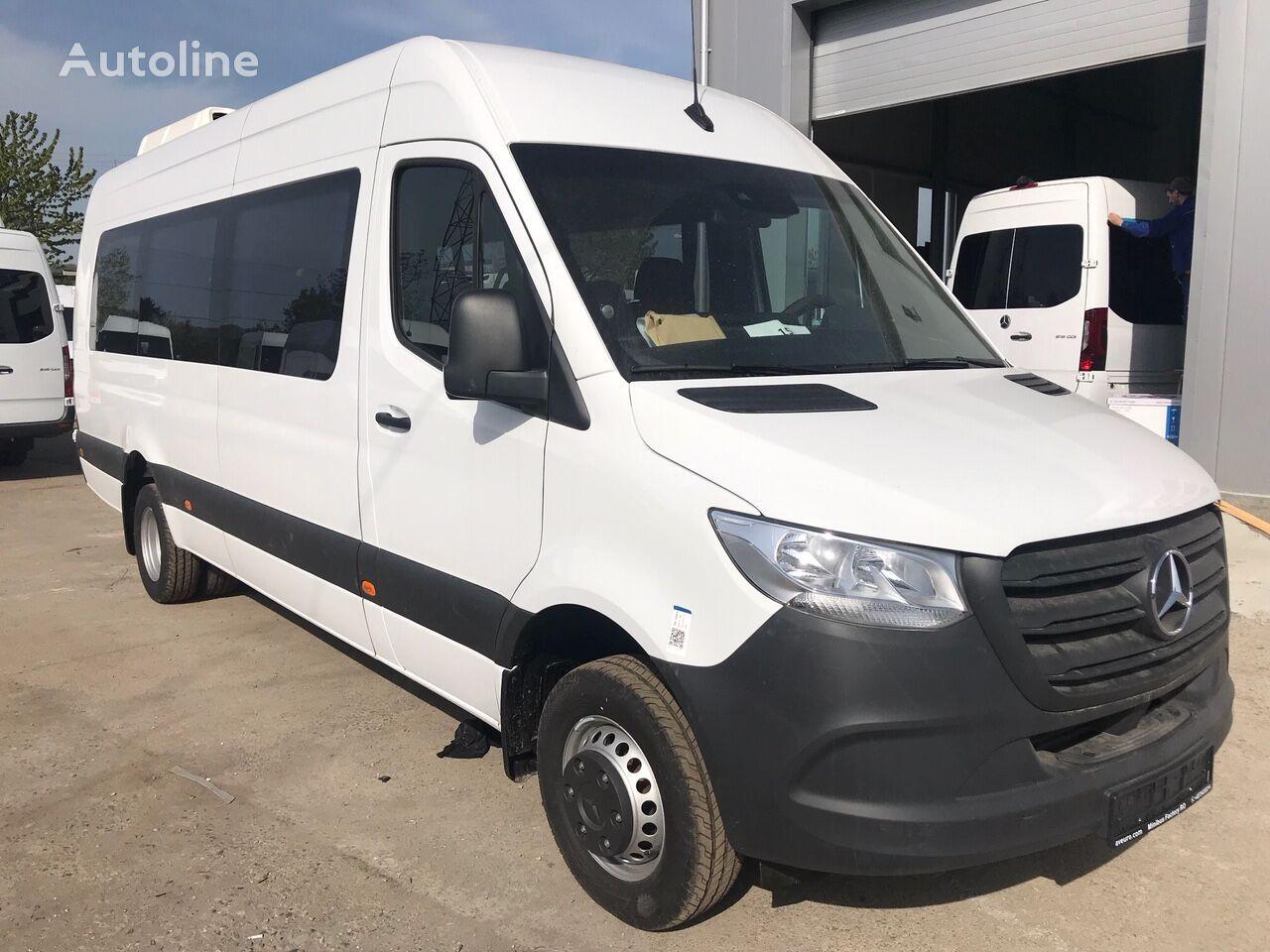 új MERCEDES-BENZ Sprinter 516 kisbusz