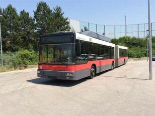MAN NG 243 LPG MEHR STUCK csuklós busz