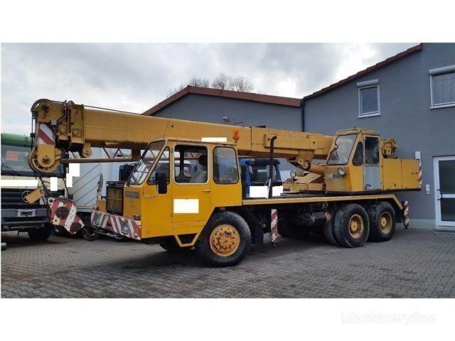 LIEBHERR LT1025-25t-Allrad 33 m 2x Seilwinde Kranwagen autódaru