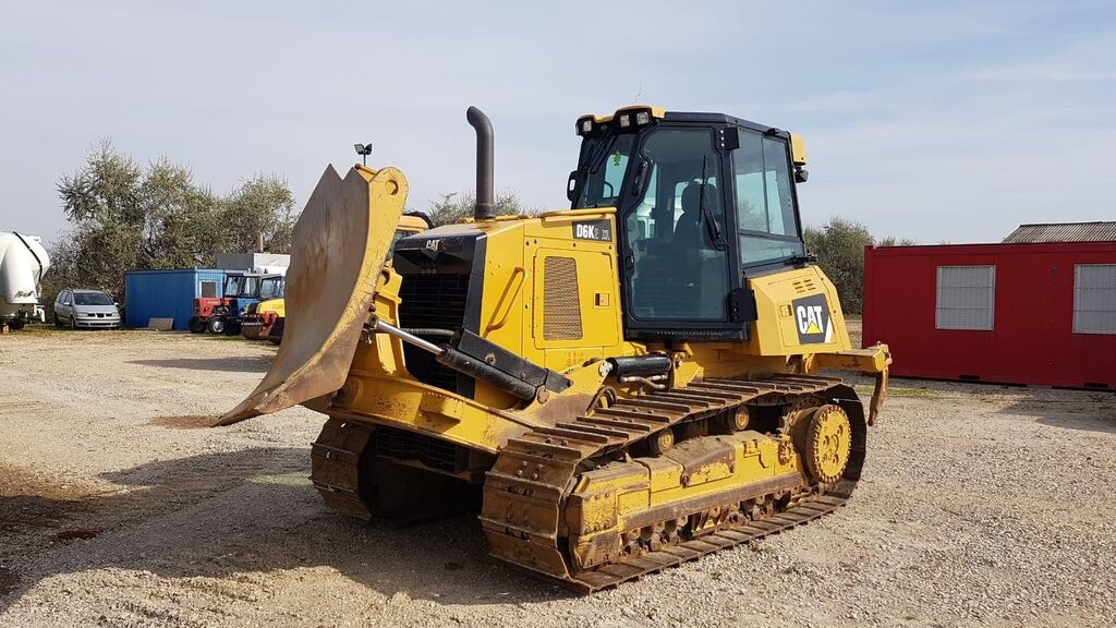 CATERPILLAR D6 K 2 XL, 2900 original hours, ripper buldózer