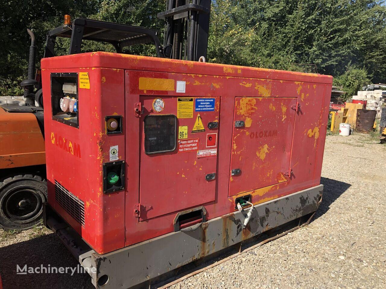 JCB G100RX 50HZ-400/230V diesel aggregátor
