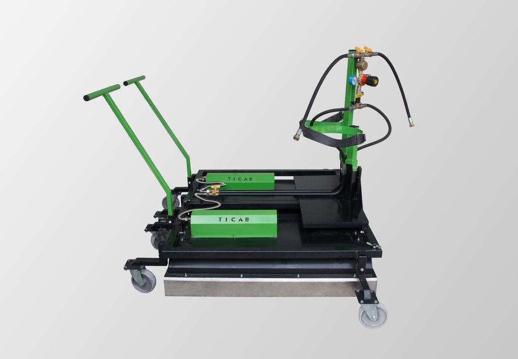 Asphalt Heater egyéb építőipari gép