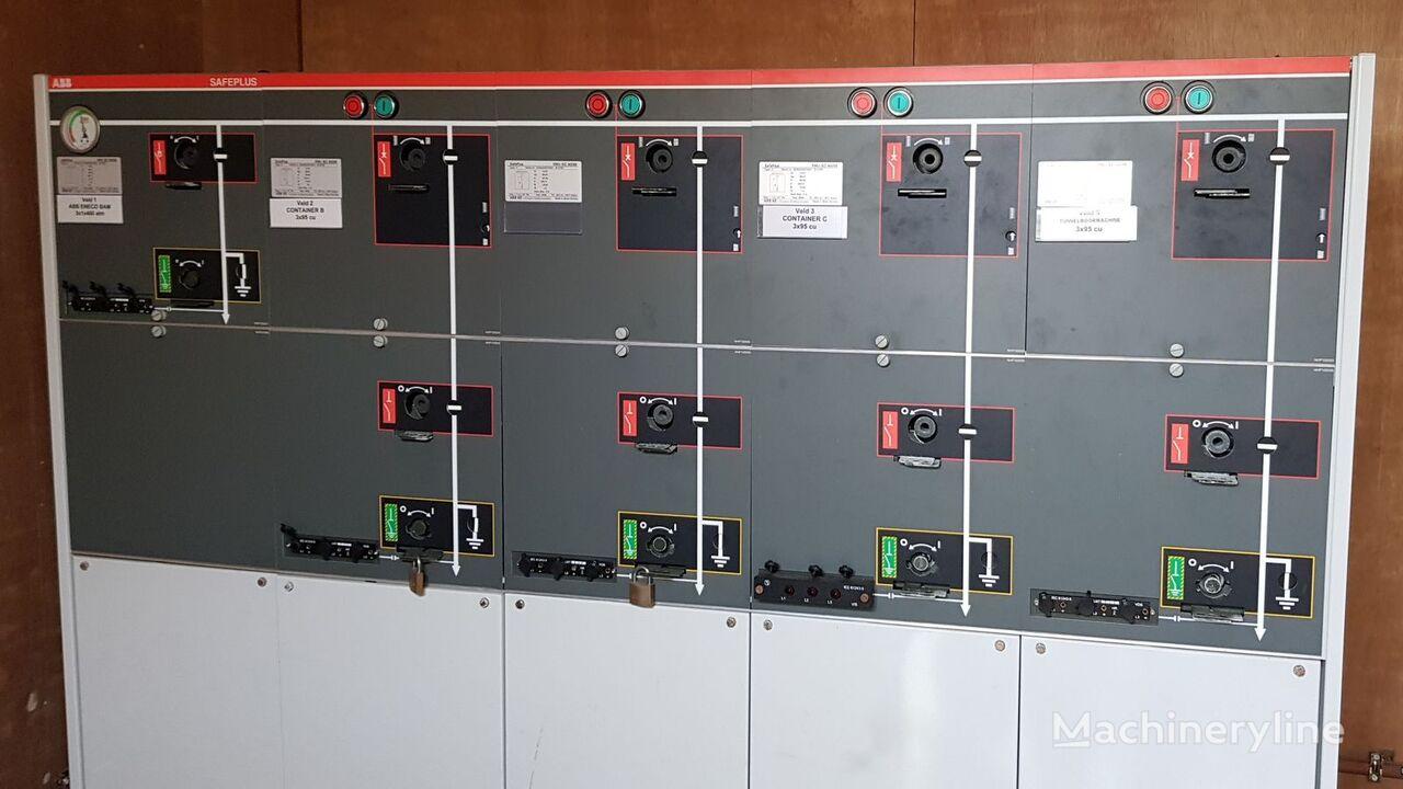 ABB Panel 12kV Safeplus ipari berendezés