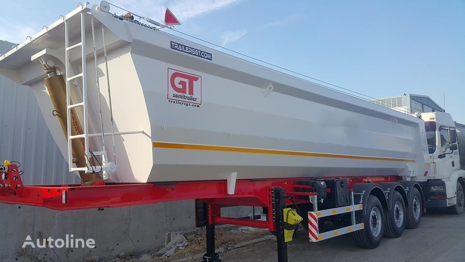 új GURLESENYIL tipper semi trailers  billenős félpótkocsi