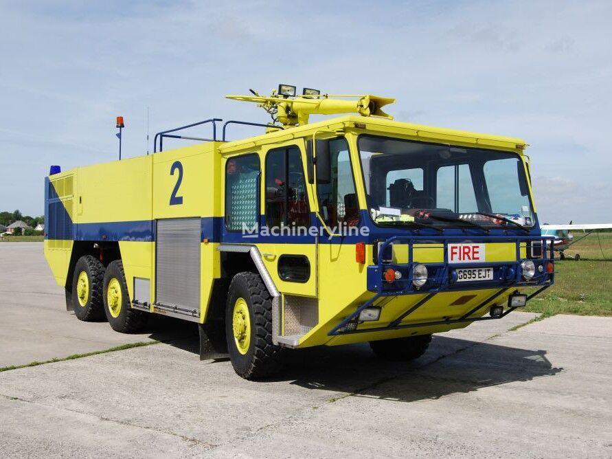Carmichael MK12 reptéri tűzoltóautó