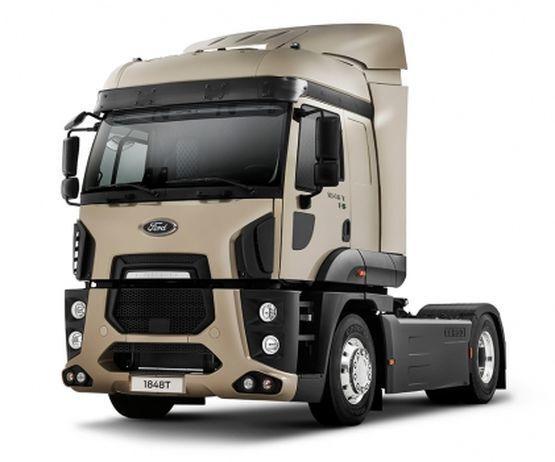 új FORD Trucks 1848T nyergesvontató