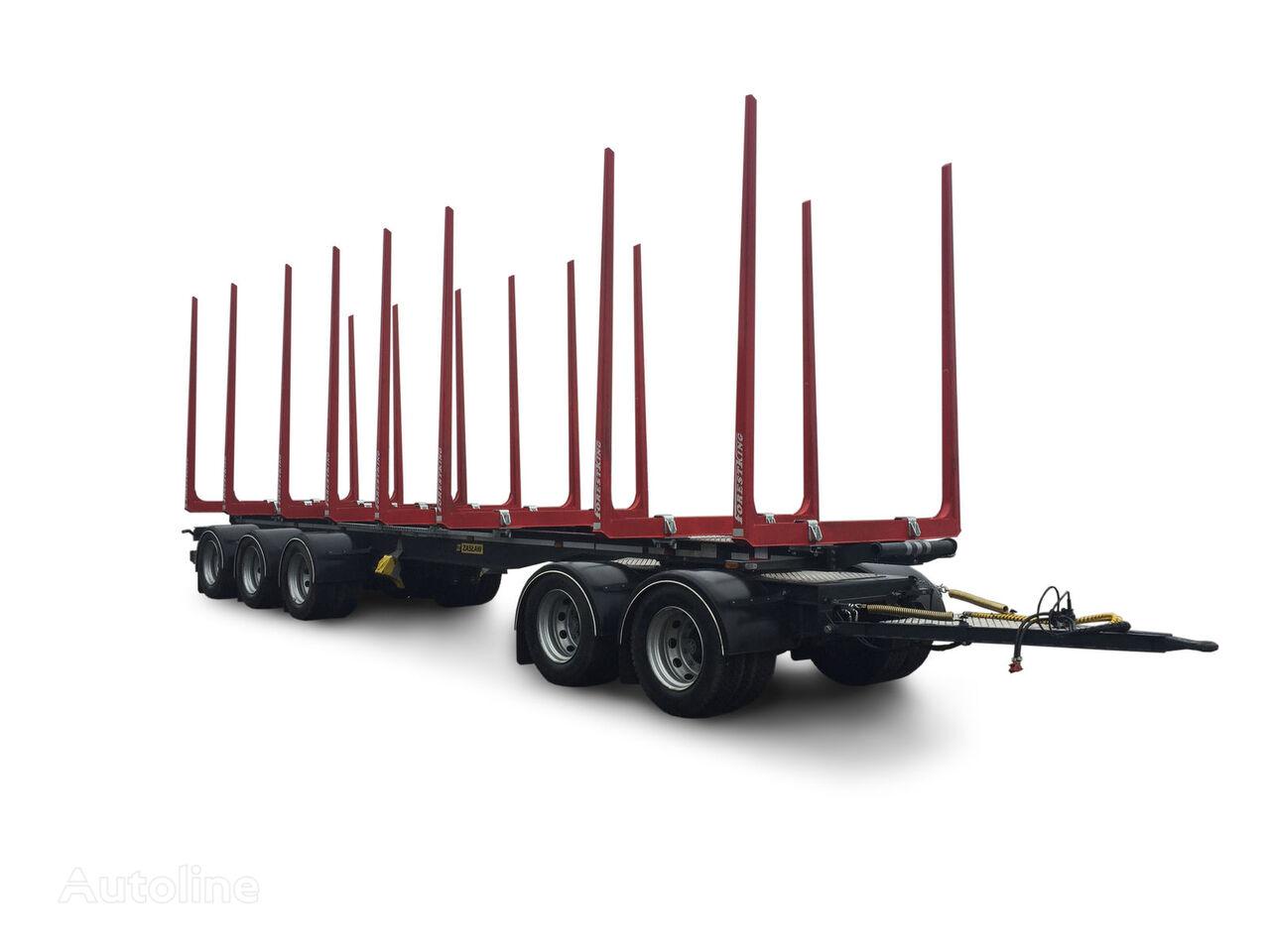 ZASLAW TRAILIS PL.11.22.T.KP rönkszállító pótkocsi