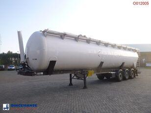 FELDBINDER Powder tank alu 65 m3 (tipping)