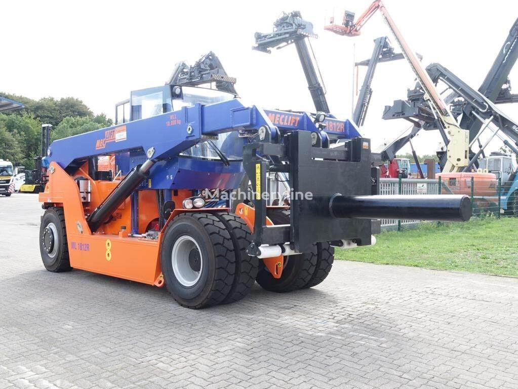 Meclift 18000kg Coil Dorn reachstacker