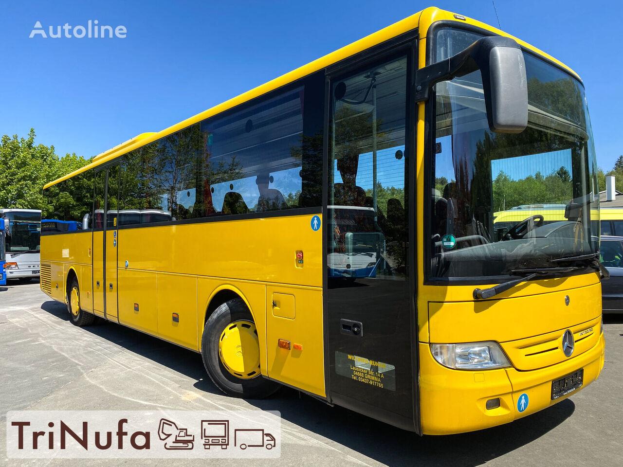 MERCEDES-BENZ O 550 Integro   Klima   Schaltgetriebe   Euro 5   távolsági busz