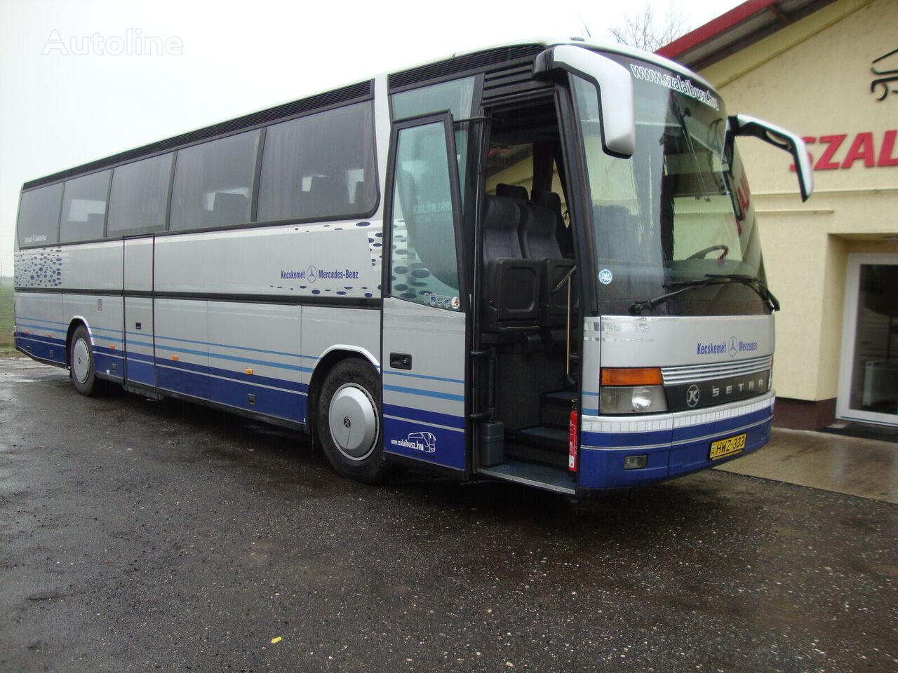 SETRA 315 HD távolsági busz