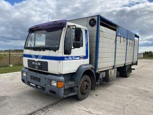 MAN 14.224 4x2 Animal transport állatszállító teherautó