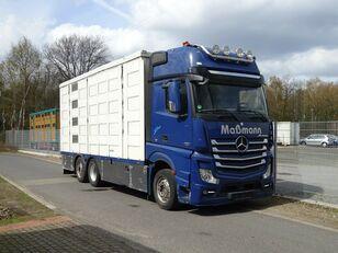 MERCEDES-BENZ Actros 2551 6x2  állatszállító teherautó