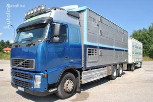 PEZZAIOLI FH12 480 állatszállító teherautó