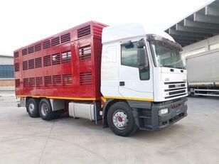 IVECO 240E48 CURSOR ANIMALI VIVI  állatszállító teherautó