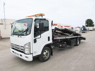 ISUZU N75.190 autószállító teherautó