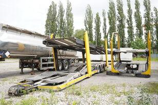 LOHR Body + trailer set , for 8-12 cars  autószállító teherautó