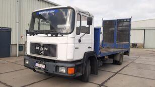MAN FL 14.192 Euro 1 Engine / Winch 15000 kg. autószállító teherautó