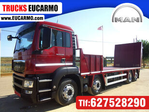 MAN  TGS 35 440 autószállító teherautó