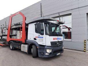 MERCEDES-BENZ ACTROS autószállító teherautó + autószállító pótkocsi