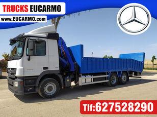 MERCEDES-BENZ ACTROS 25 32 autószállító teherautó