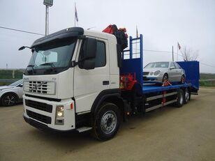 VOLVO FM 12 830 autószállító teherautó