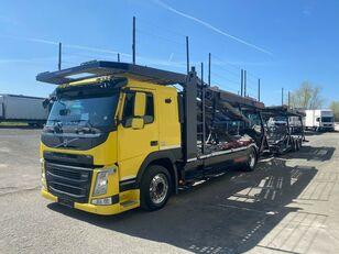 VOLVO FM 460 Supertrans  Komp Bj 02/2016 2x Vorhanden  autószállító teherautó