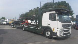 VOLVO FM13 420 Autotransporter Kassbohrer autószállító teherautó
