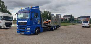 MAN TGX 24.400 autószállító teherautó
