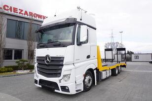 MERCEDES-BENZ Actros 2545 , E6 , 6x2 , NEW BODY 2021 , 7.9m , ramps , winch ,  autószállító teherautó