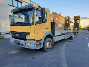 MERCEDES-BENZ Atego 1623 Járműszállító csörlővel és hidrorámpával autószállító teherautó