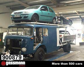 MERCEDES-BENZ LF16V LP710/32 autószállító teherautó