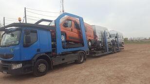 RENAULT Premium Distribution autószállító teherautó