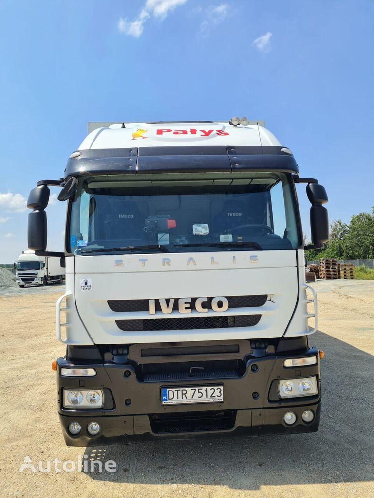 IVECO STRALIS 420 One Day Old Chicks Transport baromfi szállító