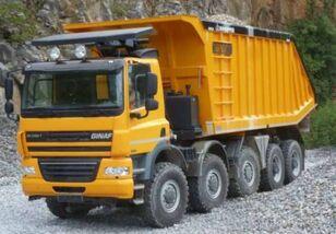 GINAF HD5380T billenős teherautó