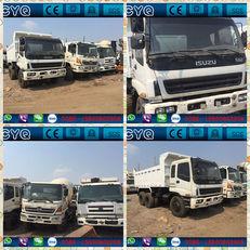 ISUZU CXZ81K billenős teherautó