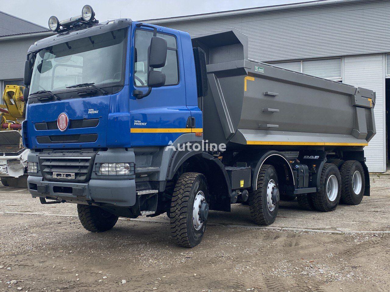 TATRA Phoenix 5400 8x8 billenős teherautó