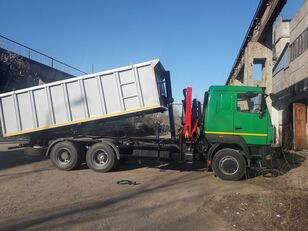 új AVTR BP-10 billenős teherautó