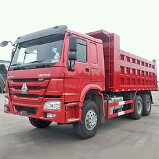új HOWO billenős teherautó