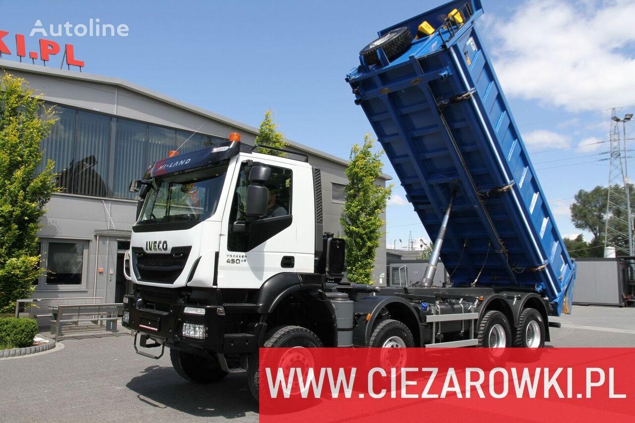 IVECO Trakker , 8x8 , E6 , Retarder , manual, 2018 , 10 units for sale billenős teherautó