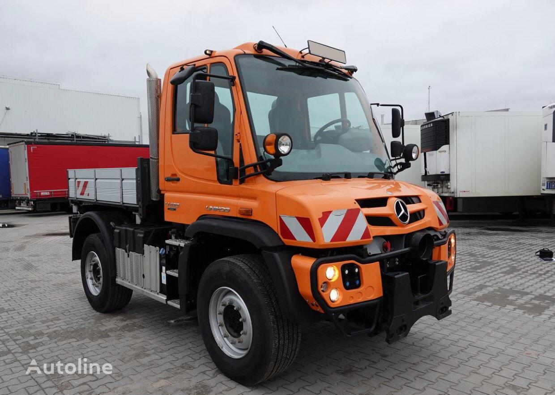 MERCEDES-BENZ UNIMOG U423 billenős teherautó