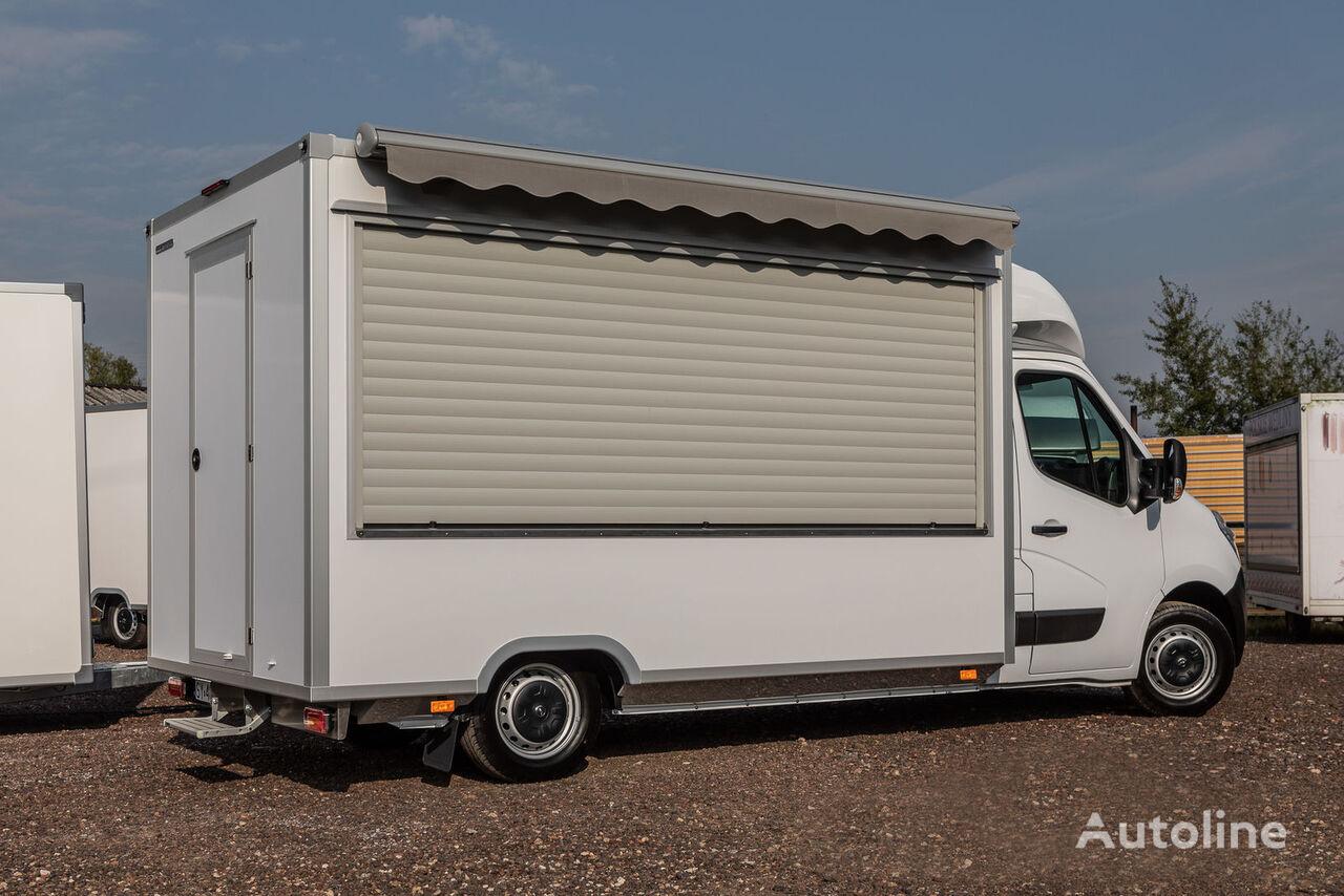 új OPEL Verkaufswagen Imbisswagen Food Truck büféautó
