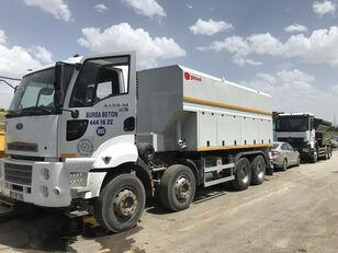 új 3Kare Toz Malzeme Serici / Çimento Serici cementszállító teherautó